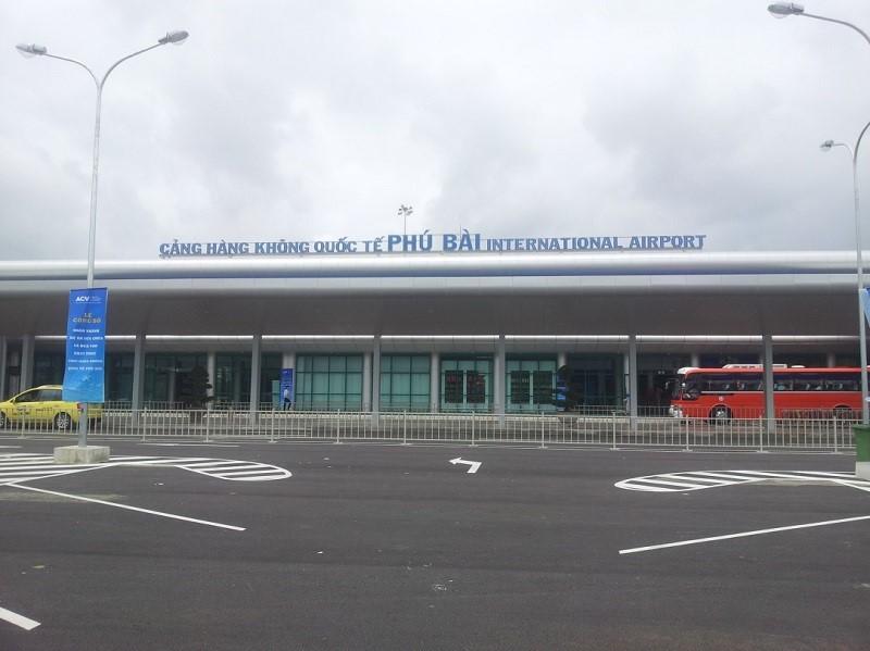 Sân bay Phú Bài
