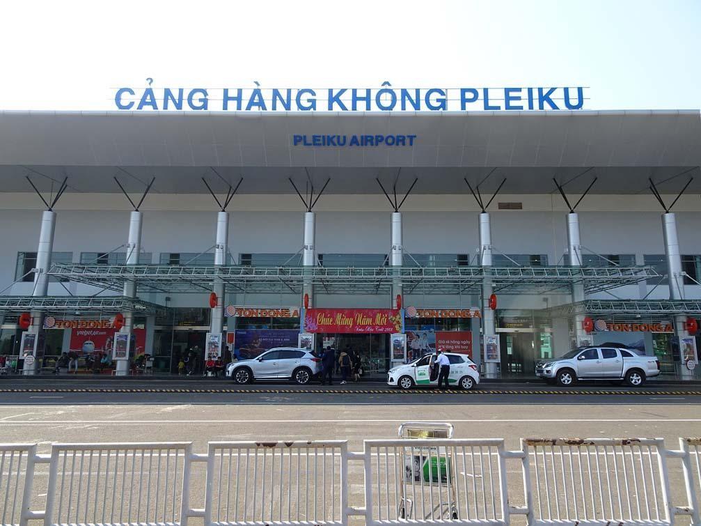 Sân bay Pleiku Gia Lai