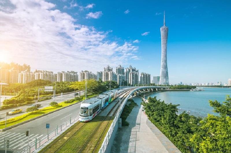 Tháp truyền hình Quảng Châu