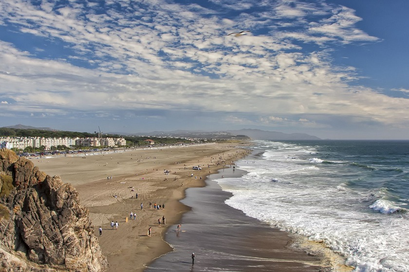 Bãi biển Ocean