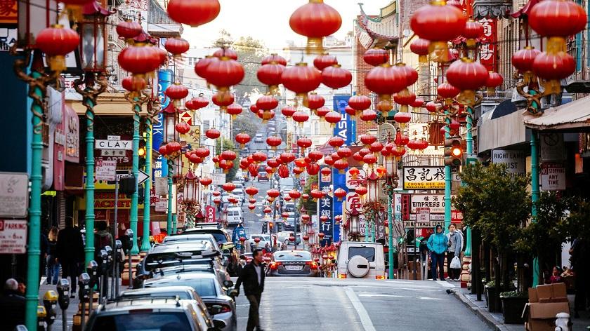 Khu phố người Hoa tại San Francisco