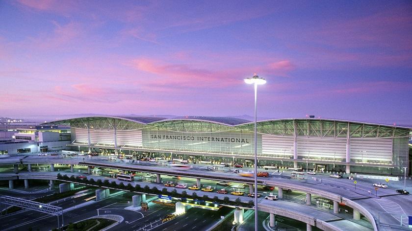 Sân bay San Francisco (California, Mỹ)
