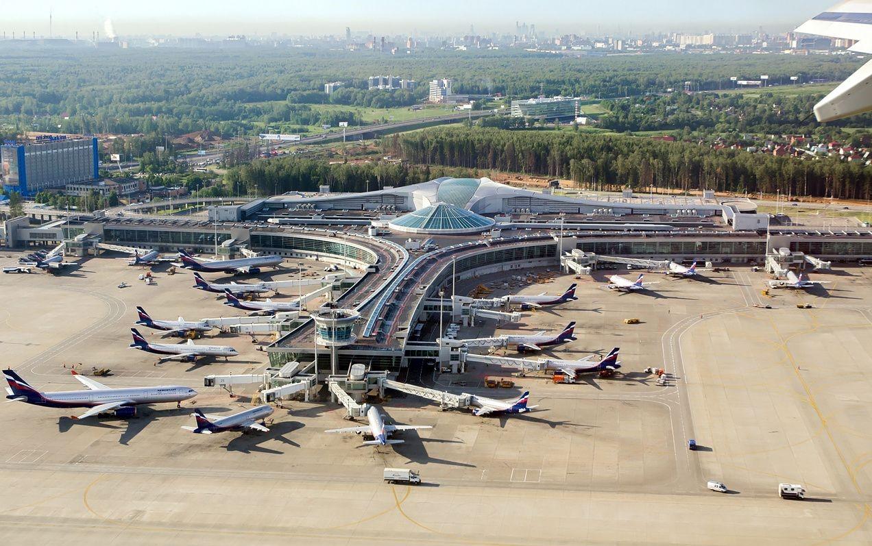 Sân bay quốc tế Sheremetyevo