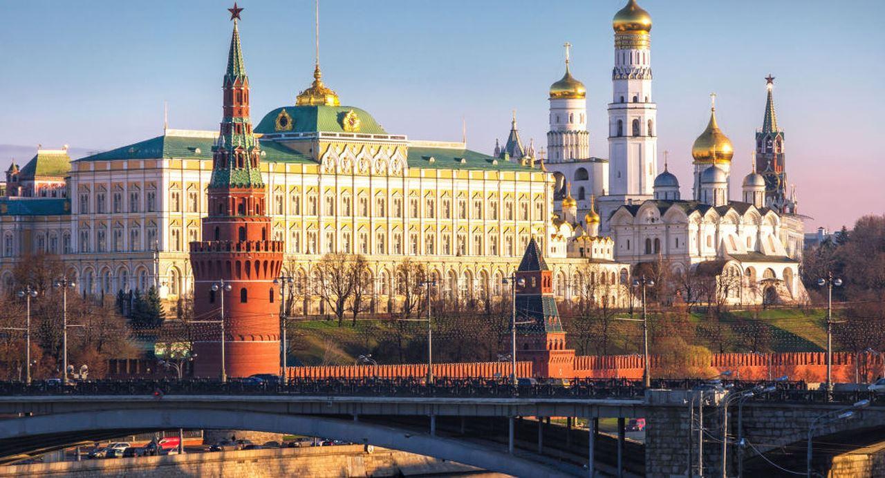 Cung điện Kremlin tráng lệ