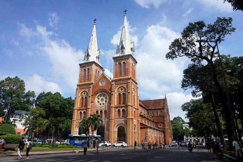 Nhà thờ Đức Bà, Sài Gòn