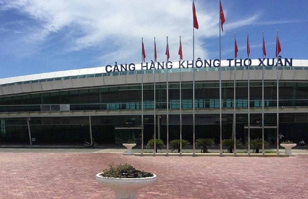 Sân bay Thọ Xuân Thanh Hóa