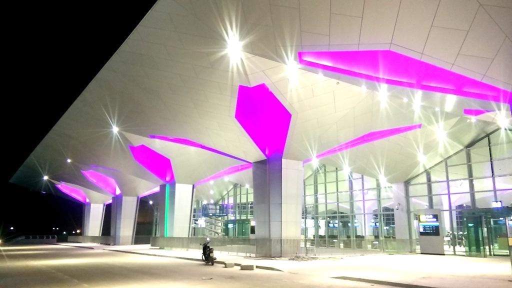 Sân bay Vinh, Nghệ An