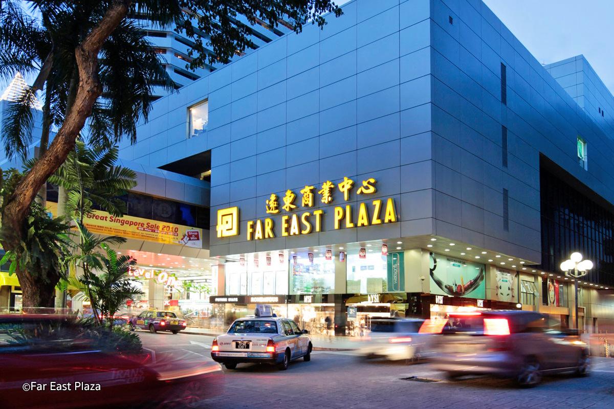 Trung tâm thương mại Far East Plaza