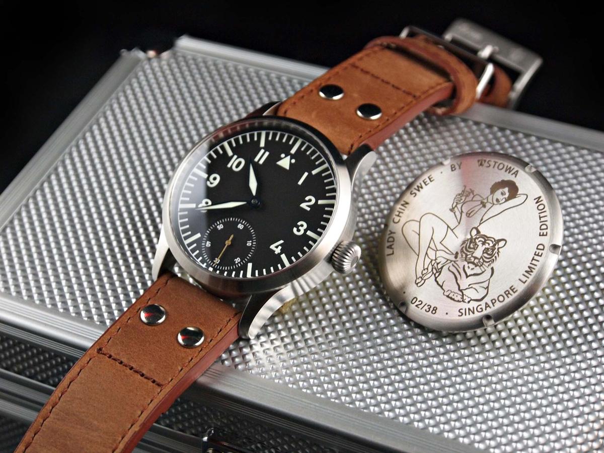 Mẫu đồng hồ đắt giá được sản xuất dành riêng cho Singapore