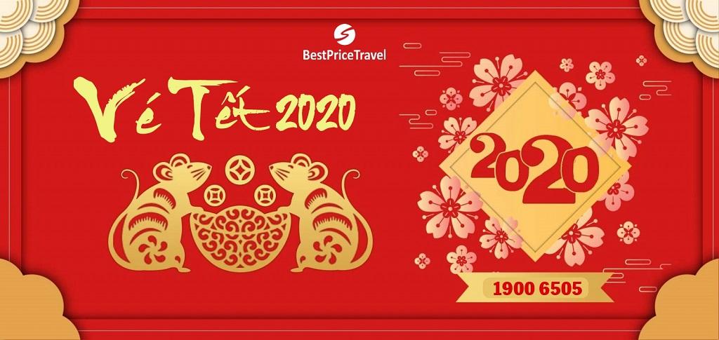 Đặt vé máy bay Tết dương 2020 dịch giá rẻ