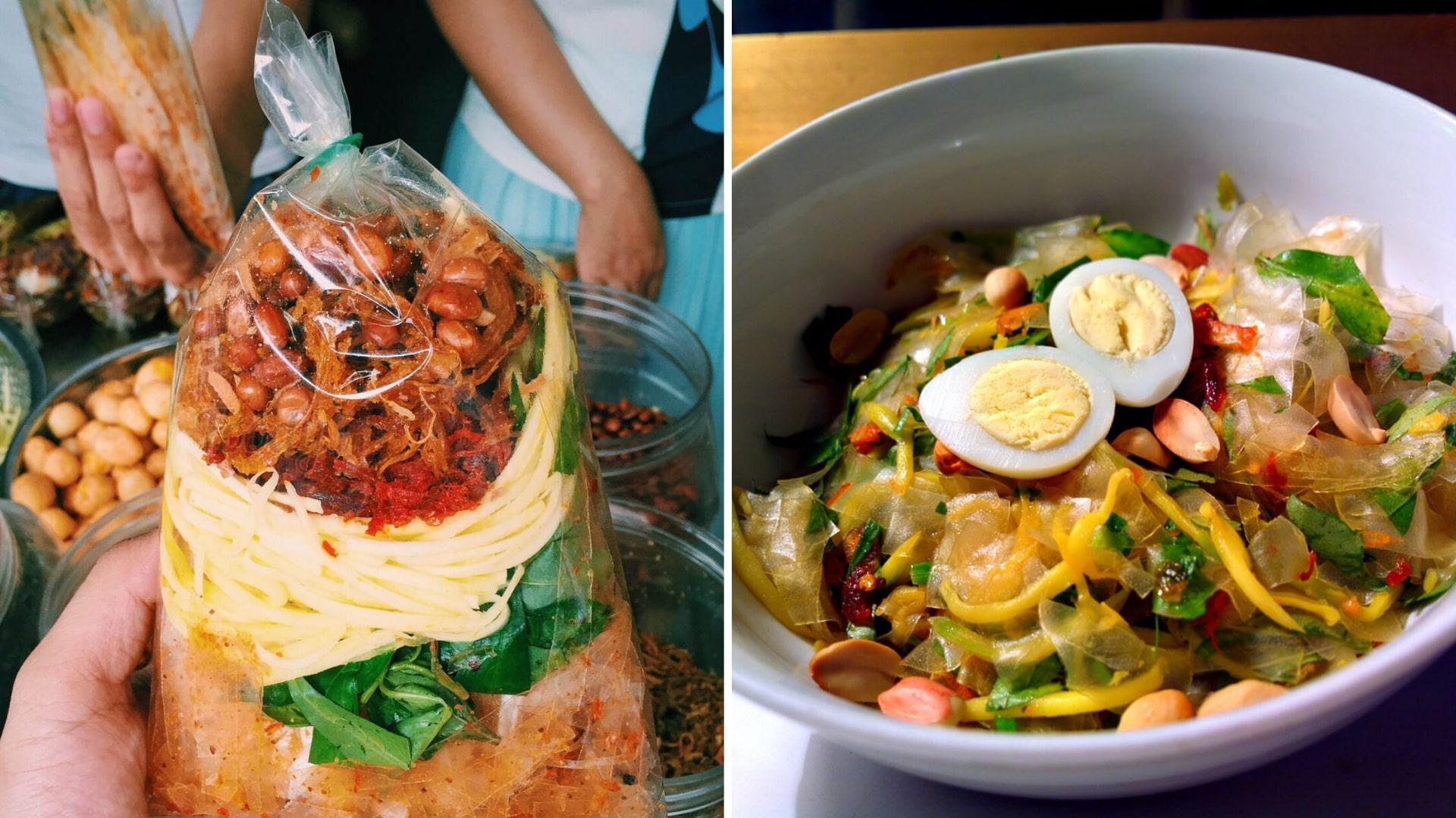 Món ăn vặt ngon nức tiếng ở Sài Gòn