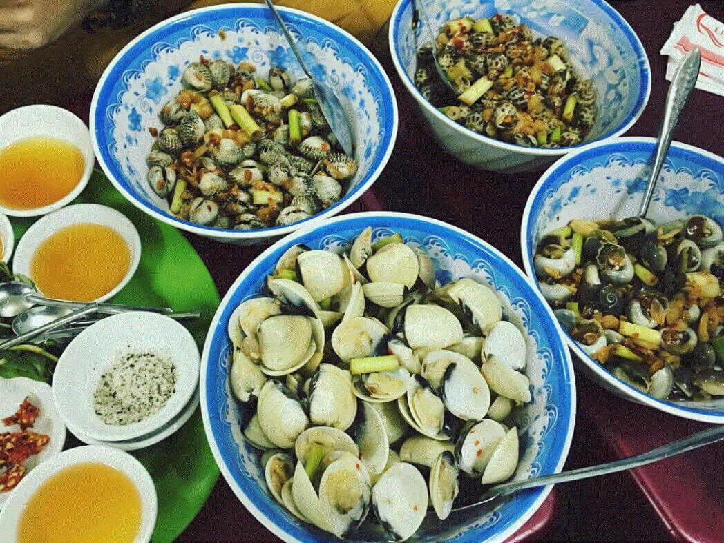 Đừng bỏ lỡ quán ăn vặt siêu ngon ở Sài Gòn