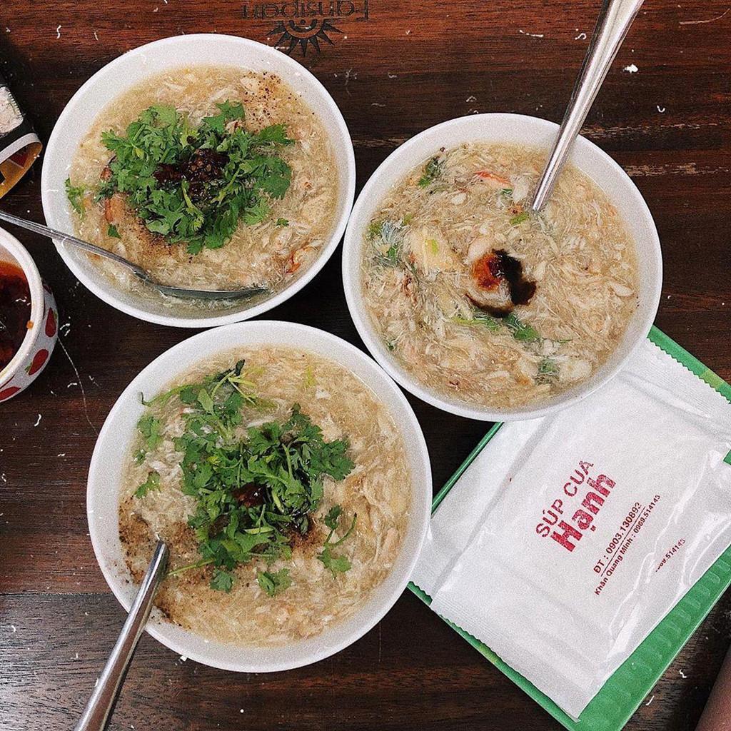 Món ăn vặt ưa thích ở Sài Gòn