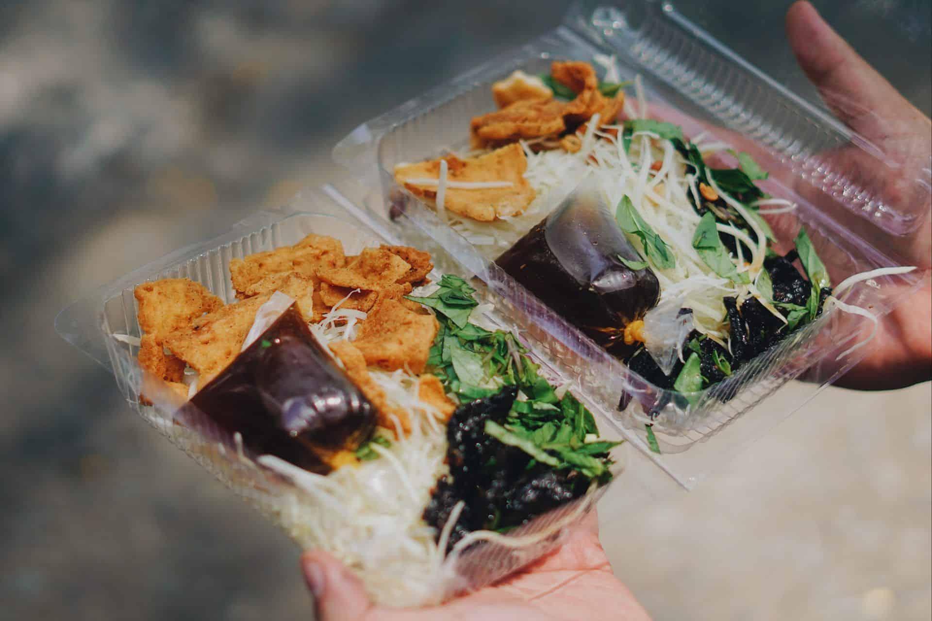 Món ăn vặt lai rai siêu ngon ở Sài Gòn
