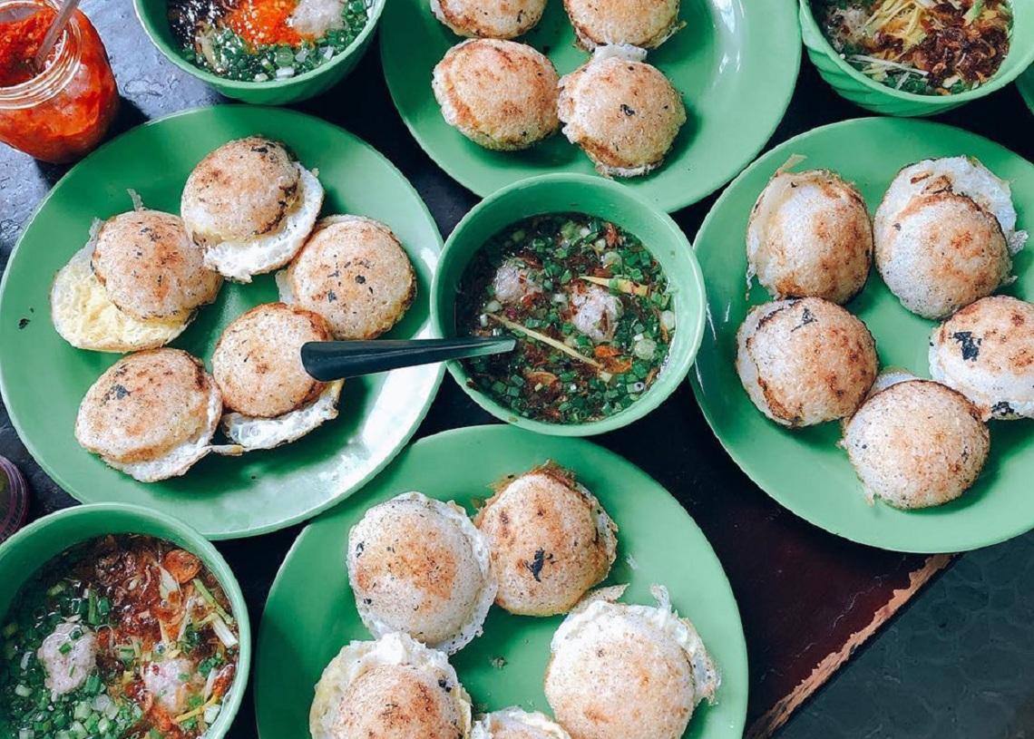 Quán ăn vặt phong cách Đà Lạt ở Sài Gòn