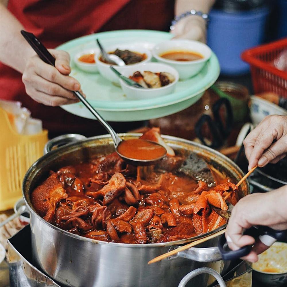 Quán ăn vặt hấp dẫn cho bữa xế ở Sài Gòn