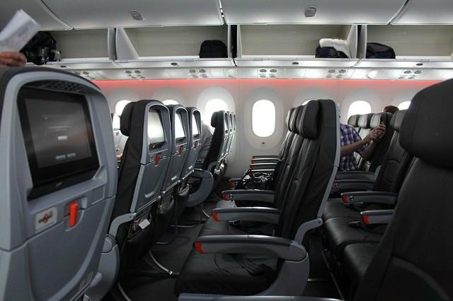 Khoang ghế hạng tối ưu của Jetstar Pacific