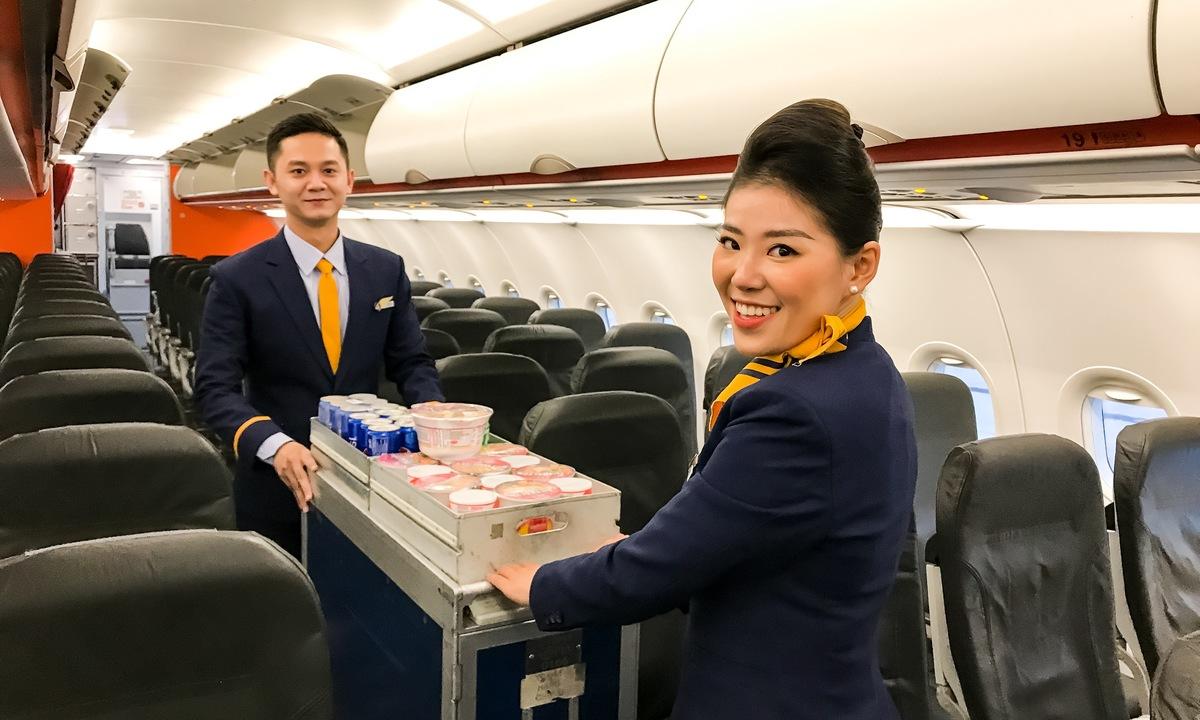 Hạng Phổ thông tiết kiệm Pacific Airlines