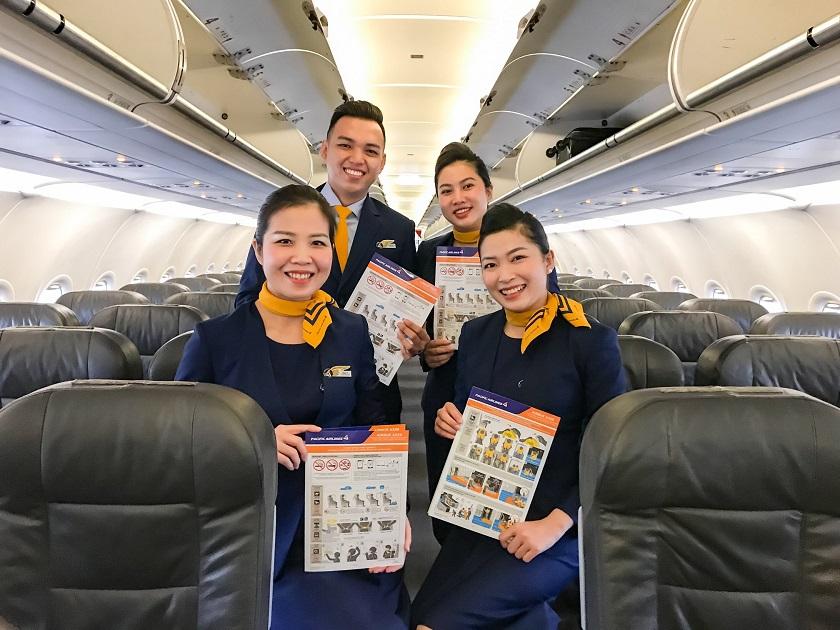 Hạng Phổ thông linh hoạt Pacific Airlines