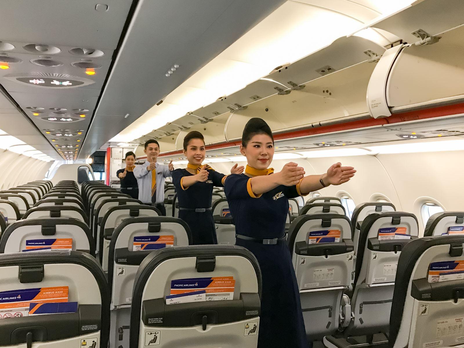 Hạng Phổ thông tiêu chuẩn Pacific Airlines