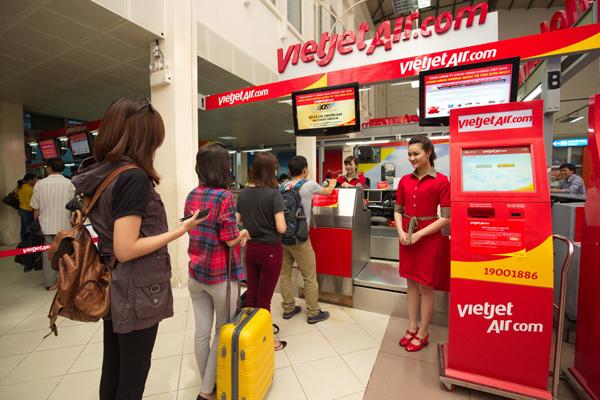 Chương trình khuyến mãi của Vietjet Air