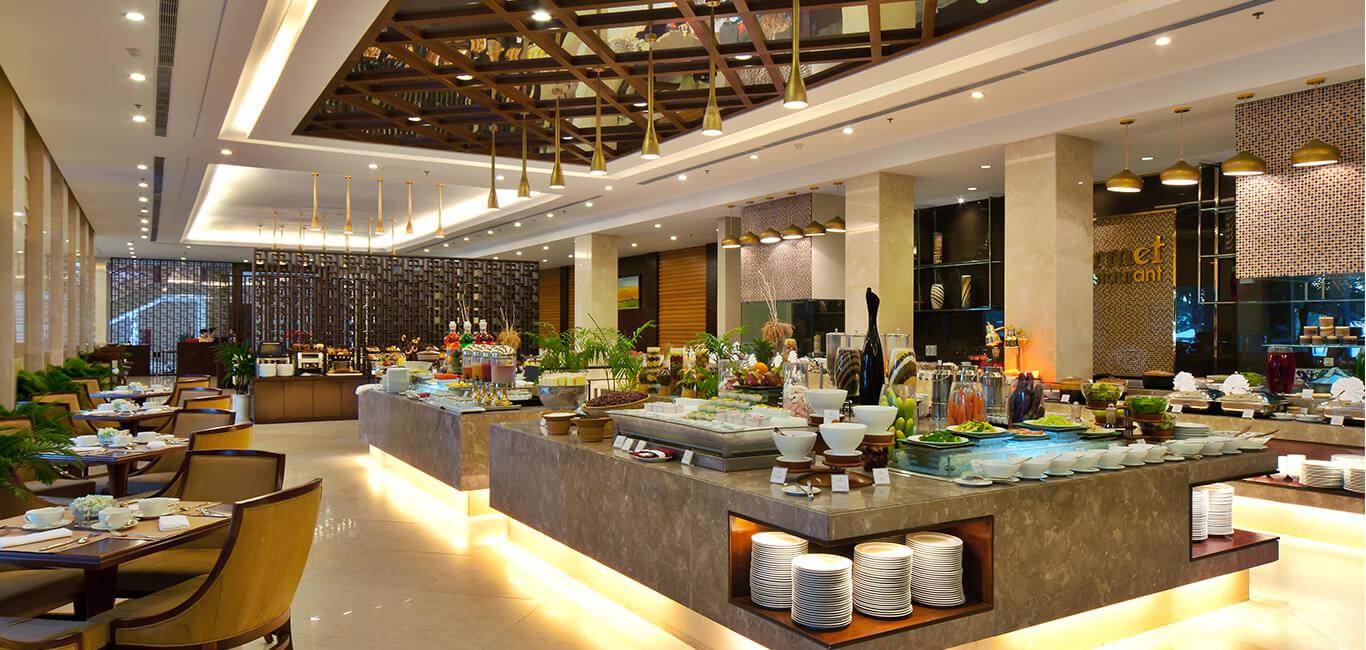 Nhà hàng tại Vinpearl Nha Trang