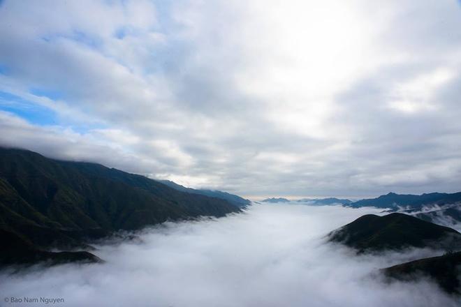 Săn mây Tà Xùa