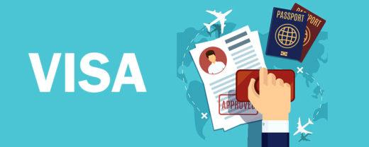 visa- giấy tờ cần có khi đi du lịch Hàn Quốc