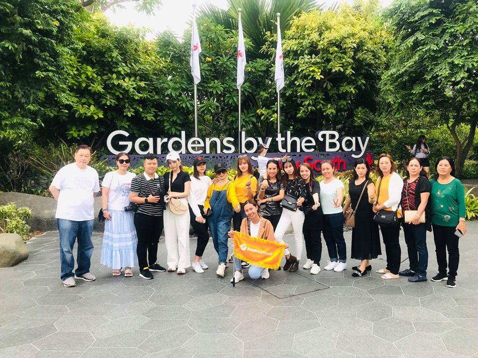 Hình ảnh khách hàng đi tour tại Công ty du lịch BestPrice Travel.