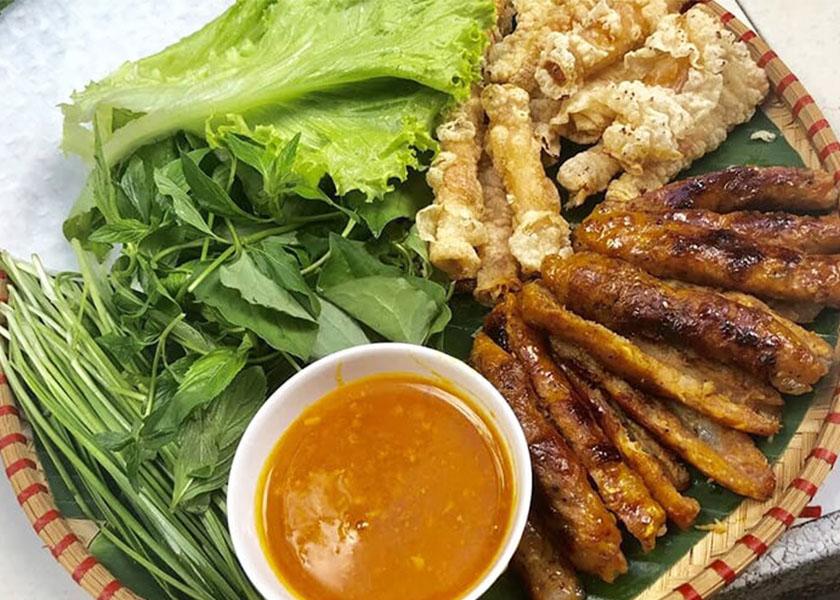 Nem nướng dì Nương - Quán nem nướng ngon ở Nha Trang được du khách yêu thích