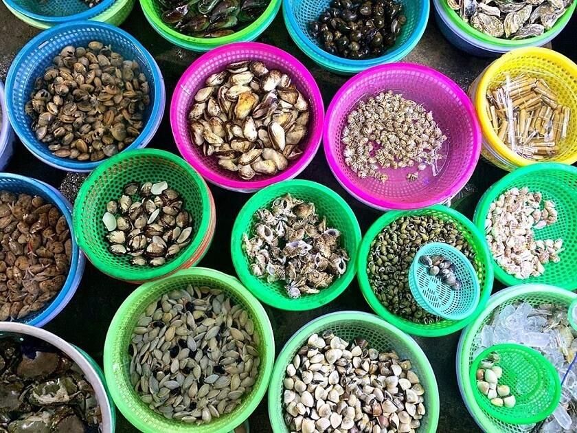 Ốc Tư Danh - Quán ốc ngon ở Đà Nẵng lâu năm nhất