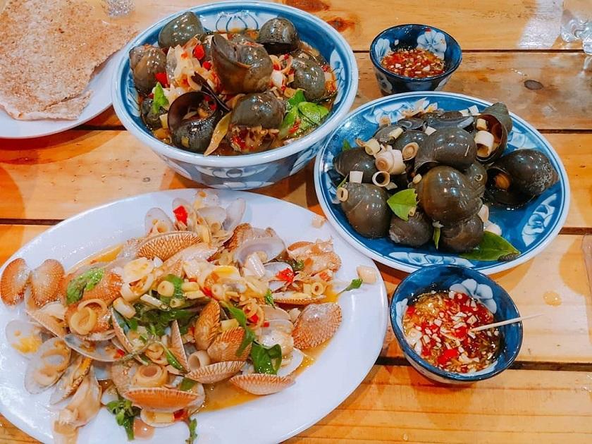 Ốc cay Hà Nội tại Đà Nẵng