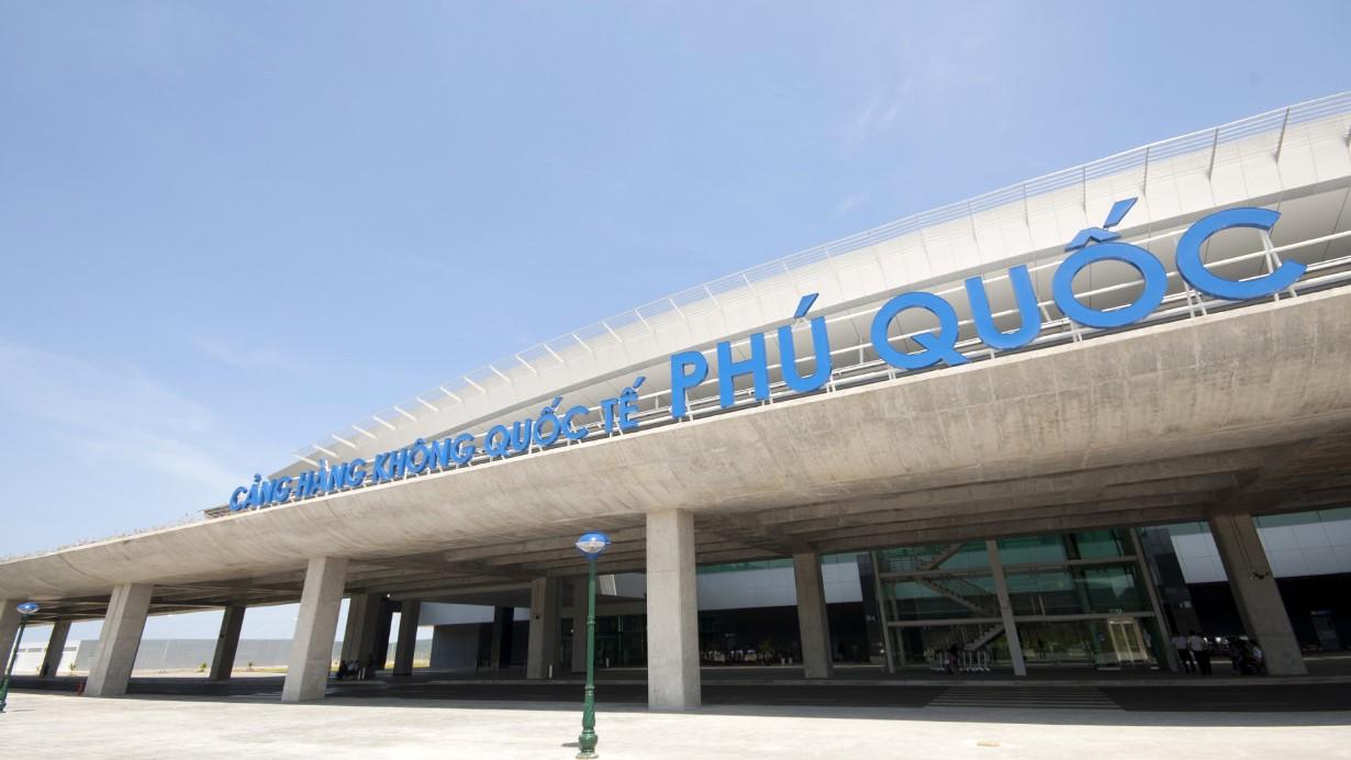 Sân bay quốc tế Phú Quốc (Kiên Giang)