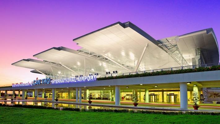 Sân bay tại Cần Thơ