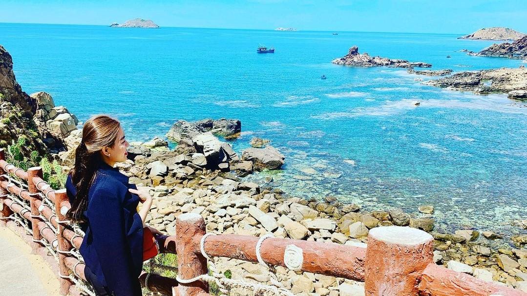 Check-in đảo Kỳ Co - Quy Nhơn (@ngoctrinh21511)