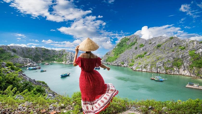Check - in đảo Long Châu - Cát Bà