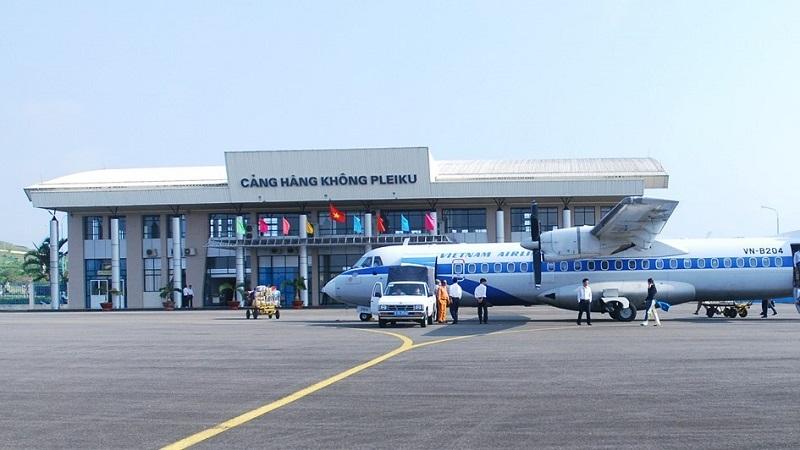 Sân bay Pleiku (Gia Lai)
