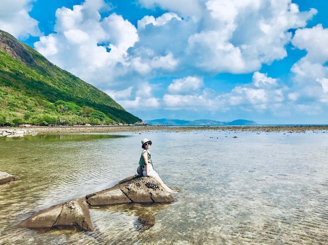 Check in Côn Đảo với Hòn Bảy Cạnh thơ mộng