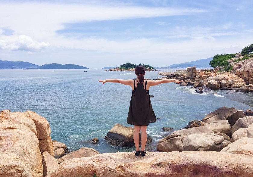 Check-in Nha Trang