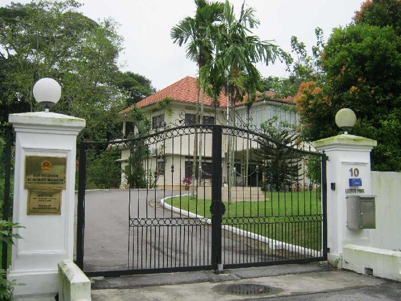 Đại sứ quán Việt Nam tại Singapore