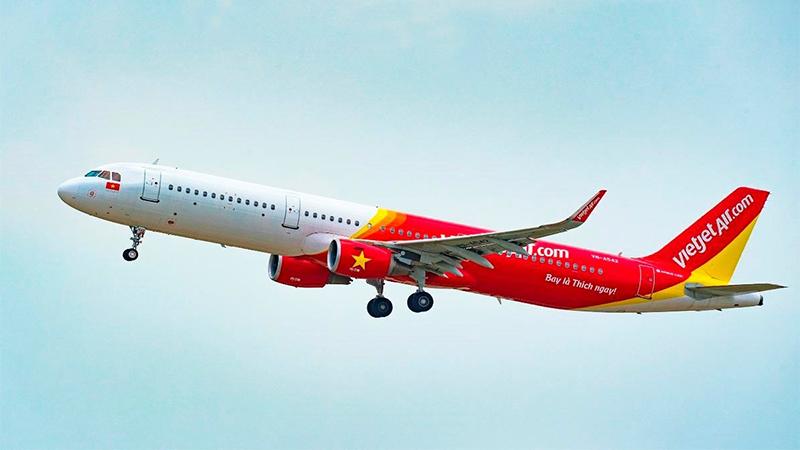 Vietjet Air là hãng hàng không tư nhân đầu tiên tại Việt Nam