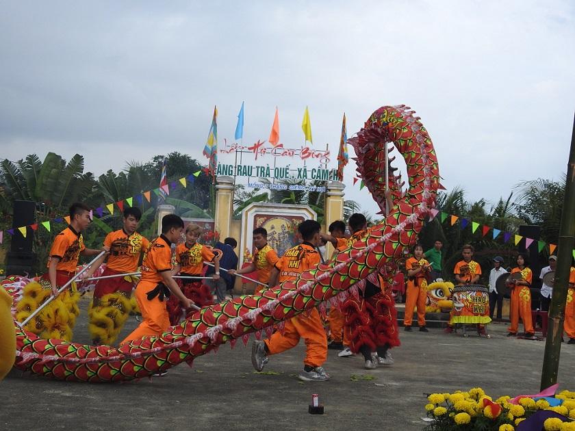 Lễ hội Cầu Bông