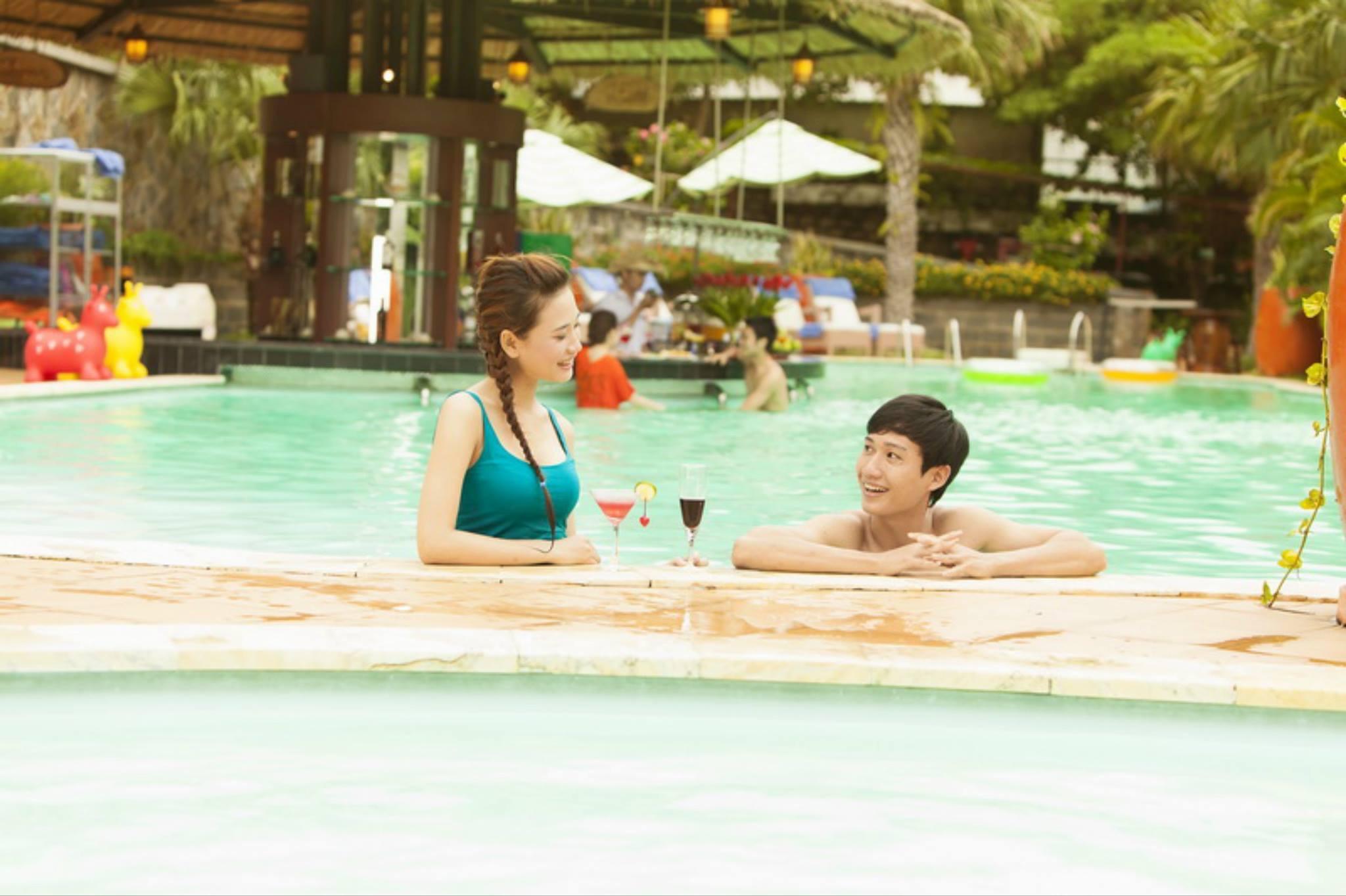 Seaside Resort là khu nghỉ dưỡng rất được yêu thích ở Vũng Tàu
