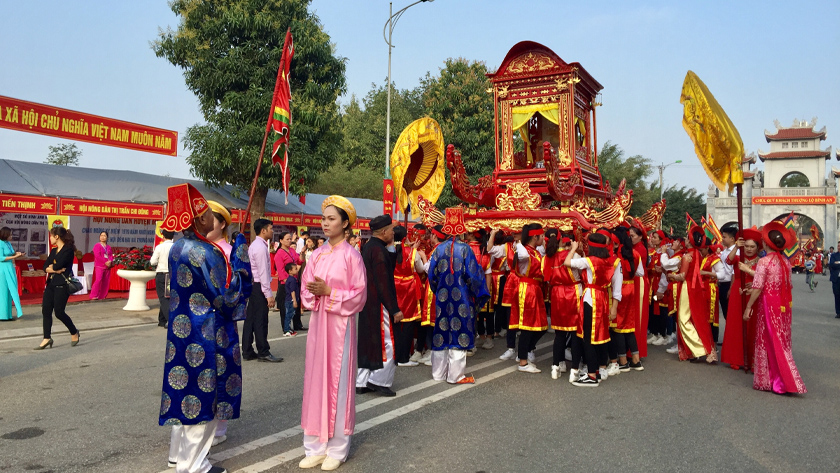 Lễ hội tại Hà Nội