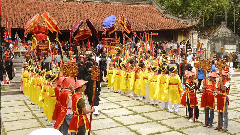 Lễ hội Chùa Thấy