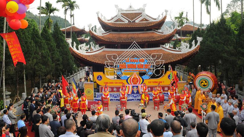Các lễ hội đặc sắc tại Hà Nội