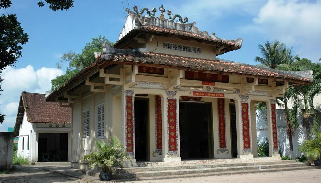 Đền thờ Phan Công Hớn- Hóc Môn, Hồ Chí Minh
