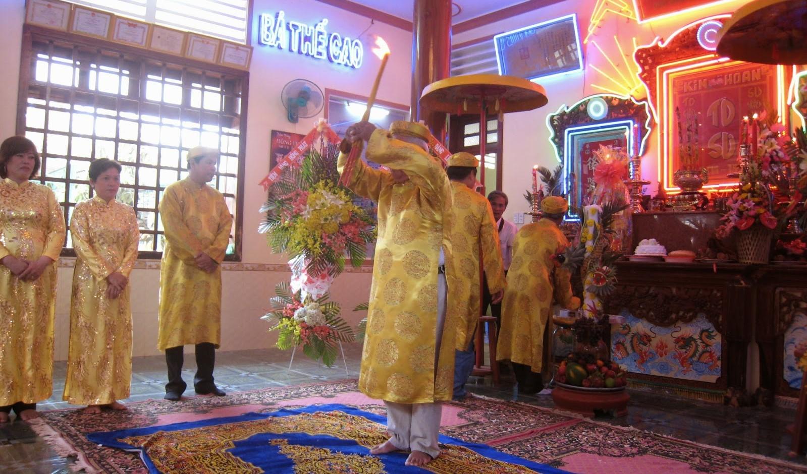 Lễ giỗ tổ nghề kim hoàn - một trong các lễ hội ở thành phố Hồ Chí Minh độc đáo