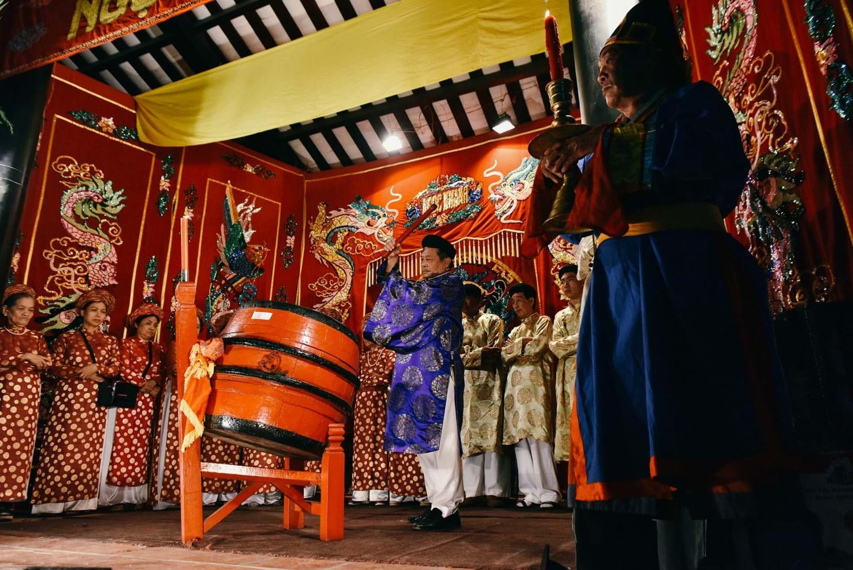 Lễ Kỳ Yên đình Phú Nhuận - Hồ Chí Minh