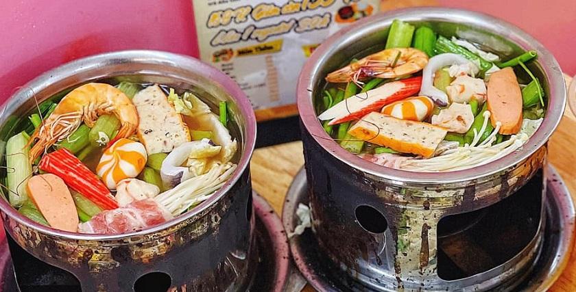 Lẩu Yohan - quán ngon Sài Gòn bình dân